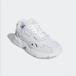 Adidas Falcon blanc