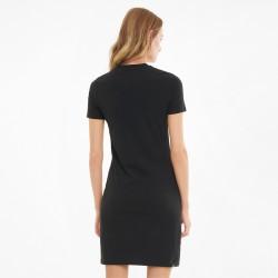 Robe T-shirt slim Essentials femme