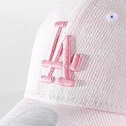 Casquette Femme 9Forty Denim Los Angeles Dodgers