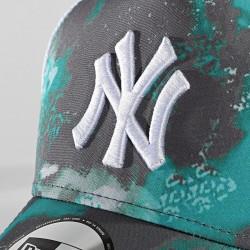 Casquette Trucker Seasonal Camo New York Yankees