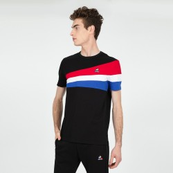 Tee Shirt Tricolore Le Coq Sportif